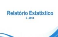 Relatório Estatístico 2014